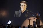 Thông điệp bí ẩn của cựu điệp viên NSA Edward Snowden