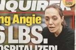 Angelina Jolie gầy tong teo, tâm lý rối loạn và tự tử khiến fan phát hoảng