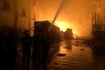 Cháy lớn trong khu công nghiệp ở Cần Thơ: Đã tìm ra nguyên nhân