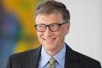 Bất ngờ lời khuyên giúp thoát nghèo của tỷ phú Bill Gates