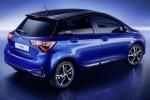 Toyota Yaris facelift hoàn toàn mới chính thức 'lên kệ'