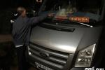 Nhóm thanh niên ném đá xe khách trong đêm khai gì?