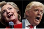Donald Trump tiếp tục thu hẹp khoảng cách với Hillary Clinton