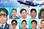 Công nhận liệt sỹ 10 phi công trong hai vụ máy bay rơi