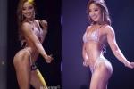 Hoa hậu thể hình Hàn Quốc khoe thân hình sexy đến nghẹt thở