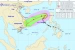 Thông tin mới nhất cơn bão số 9 đổ bộ Biển Đông