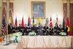 ASEAN hoan nghênh Tổng thống Trump dự APEC tại Việt Nam