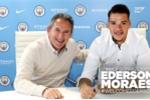 Man City mua thủ môn đắt giá thứ hai trong lịch sử