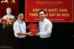 Con trai ông Nguyễn Bá Thanh làm Phó ban Dân vận Thành ủy Đà Nẵng