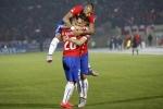 Đả bại Peru, Chile hẹn Argentina ở chung kết Copa America