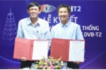 Đài VTC ký kết hợp tác phát triển truyền hình số mặt đất DVB-T2 với Đài PT-TH Đồng Nai