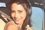 Nữ cơ phó xinh đẹp nói gì trước vụ rơi máy bay ở Colombia?