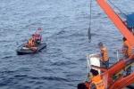 Lực lượng tìm kiếm máy bay Casa-212 tìm thấy một thi thể trên biển