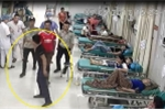 Dùng súng tự chế bắn nhân viên bệnh viện: Triệu tập 2 kẻ côn đồ