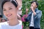 Video: Miu Lê được Ngô Kiến Huy hát tặng giữa sân trường