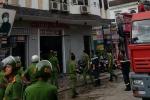 Cháy khách sạn giữa cố đô Huế, du khách nước ngoài tháo chạy