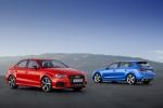 Ngắm Audi RS3 2017 với những tông màu 'nóng bỏng'