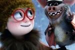 Phim tháng 9: Thích thú với ''Happy Family- Gia đình là tất cả' phiên bản hoạt hình