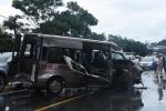 2 xe khách đối đầu ở Kon Tum: Thêm nạn nhân tử vong