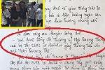 Phóng viên bị 'gạt tay vào má' trên cầu Nhật Tân: Sẽ họp báo công bố thông tin chính thức