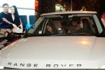 Vợ chồng Tuấn Hưng tặng nhau ô tô Range Rover, điện thoại Vertu đắt đỏ