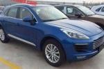 Xe Trung Quốc nhái Porsche Macan giá chỉ hơn 13.000 USD