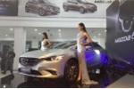Mazda6 mới 'chốt' giá từ 975 triệu đồng