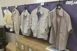 Người Nhật chế tạo quần áo điều hòa chống lại nắng nóng khắc nghiệt