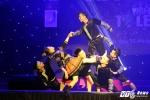 Hinh anh Sinh vien truong nhan van xep hinh dep mat gianh quan quan 'VNU'S Got Talent' 7