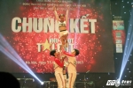 Hinh anh Sinh vien truong nhan van xep hinh dep mat gianh quan quan 'VNU'S Got Talent' 3