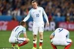 Thua xấu hổ Iceland, Rooney thề không chia tay ĐTQG như Messi