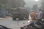 Va chạm với xe tải, phượt thủ 19 tuổi chết thảm ở Tuyên Quang