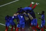 Pháp thắng nhọc Albania, Deschamps ngợi khen học trò kiên trì