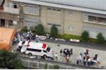 Hiện trường vụ thảm sát người tàn tật ở Nhật Bản