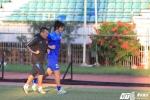 AFF Cup 2016: Buổi tập cuối cùng buồn bã của Tuấn Anh