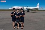 Video: Du hành 'ngược thời gian' trên máy bay Triều Tiên