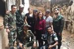 Dân mạng 'dậy sóng' với 'Ký sự Syria' trên VTV của nhà báo Lê Bình