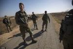 Khủng bố IS 'ăn quả đắng' khi lần đầu tấn công các binh sỹ Israel