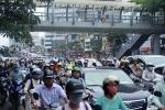 Kỹ sư xây dựng chỉ ra 8 lí do gây tắc đường Hà Nội