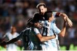 Messi lập siêu phẩm, Argentina thắng đậm Colombia