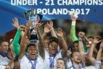 Video: Đức vô địch U21 châu Âu bằng siêu phẩm