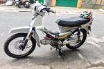 Honda Dream II độ hơn 200 triệu đồng ở Việt Nam