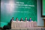 Nhà đầu tư nước ngoài đăng ký chi 1,2 tỷ USD mua cổ phiếu VPBank