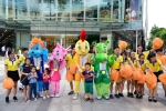 Bùng cháy với hàng loạt khuyến mại khủng tại hội chợ Ecopark cho mẹ và cho con
