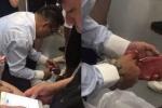 Quá bận rộn, người Trung Quốc làm bếp trên tàu điện