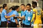 HAGL vs FLC Thanh Hóa: Yếu nghề, sai sót, trọng tài phá nát trận đấu