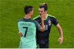 Ronaldo vỗ về Gareth Bale khiến người hâm mộ cảm động