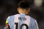 Messi: Tôi chửi... không khí, đâu có nhắm vào trọng tài