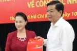 Ông Đinh La Thăng giữ chức Phó ban Kinh tế Trung ương