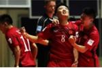 Futsal Việt Nam vượt qua vòng bảng World Cup Futsal 2016